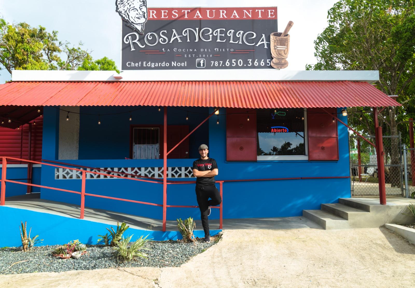 El restaurante del Chef Edgardo Noel cierra sus puertas